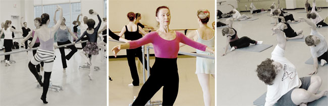 Adult Programs Maryland Youth Ballet