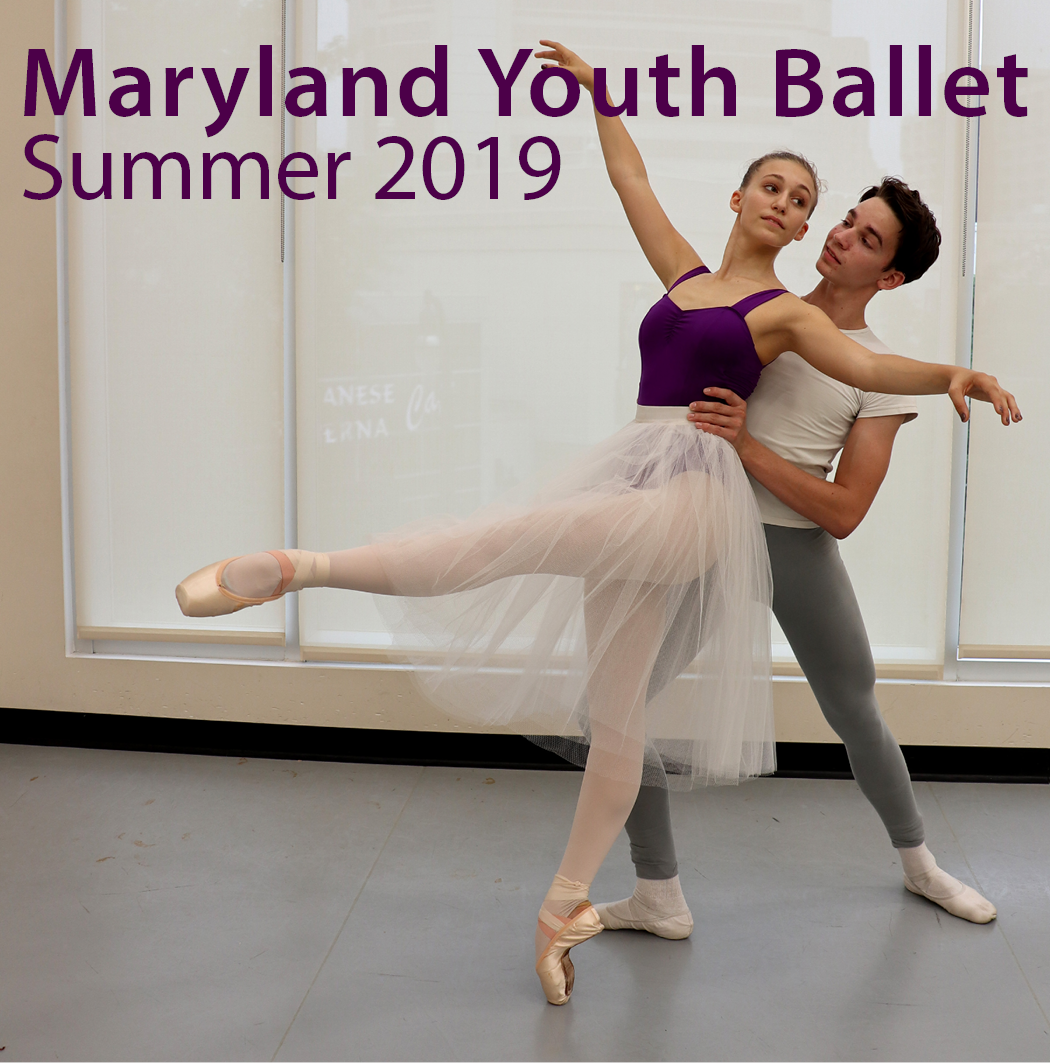 Academy Summer | Maryland Youth Ballet